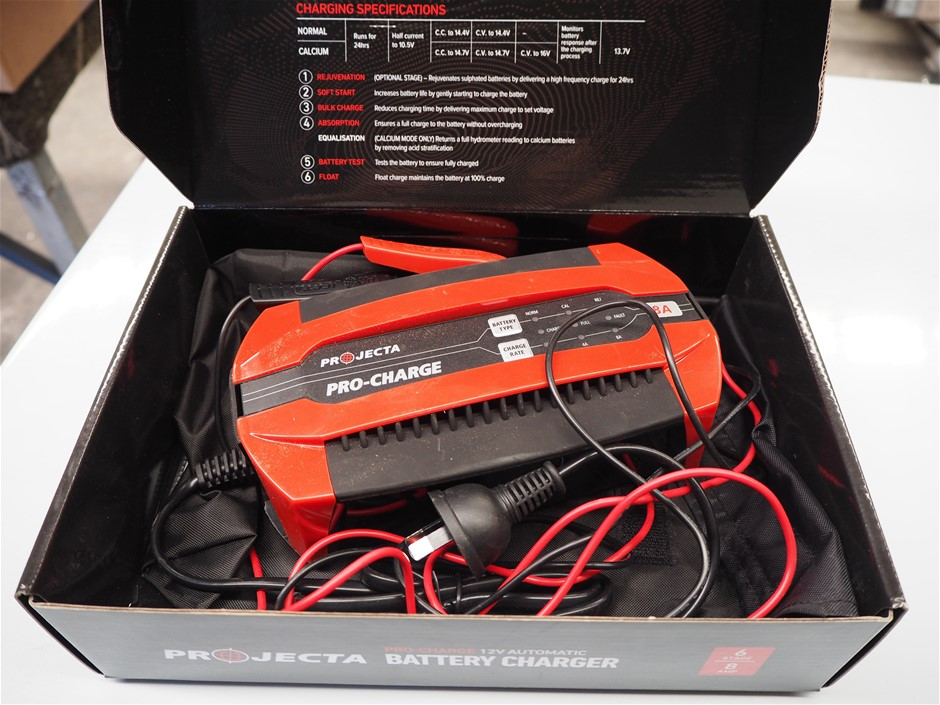 Projecta Battery Charger