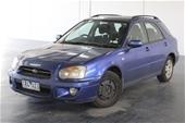 Unreserved 2004 Subaru Impreza GX (AWD) G2 Manual Hatchback