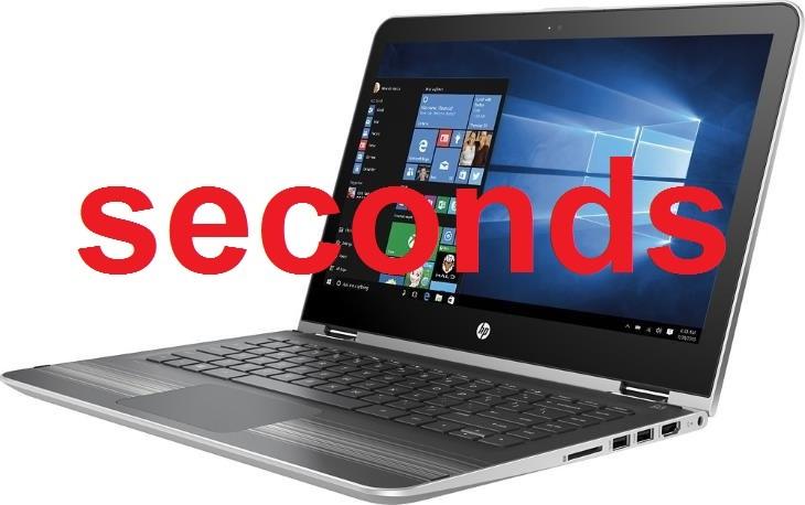 "HP Pavilion x360 13-u050tu 13.3"" HD/C i3-6100U/8GB/128GB SSD/Intel HD 520"