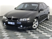 Unreserved 2001 Holden Commodore SS VX Automatic Sedan