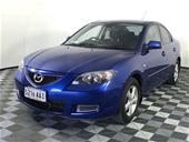 Unreserved 2008 Mazda 3 Neo BK Automatic Sedan