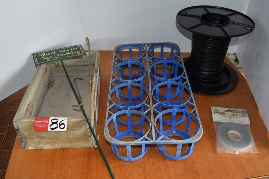 Lot of Assorted Seedling Trays