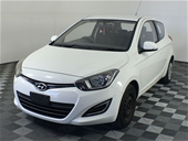 2013 Hyundai i20 Hatchback 65,463kms