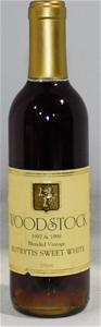 Woodstock `Botrytis Sweet Wine` Semillon