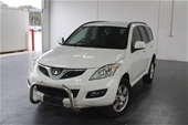 Unreserved 2012 Great Wall X200 4X4 Turbo Diesel Auto Wagon