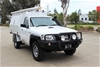 2013 Nissan Patrol  4WD Manual - 5 Speed Cab Chassis