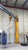 Vector Cranes Powerlec Travelling Jib Crane on Column Support