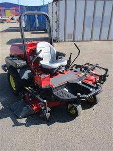 Lastec Articulator 3682 Zero Turn Ride-O