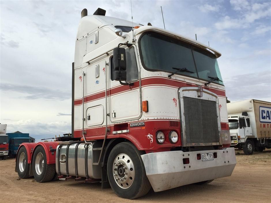 2006 Kenworth K104 Prime Mover Truck