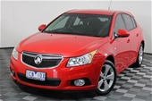 Unreserved 2014 Holden Cruze CD JH Automatic