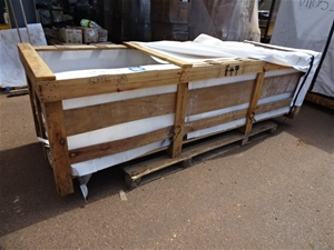 Miscellaneous Items in Large Timber Crat