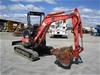 2008 Kubota U25-35 Mini Excavator