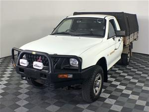 2004 Mitsubishi Triton GLX MK Manual Cab