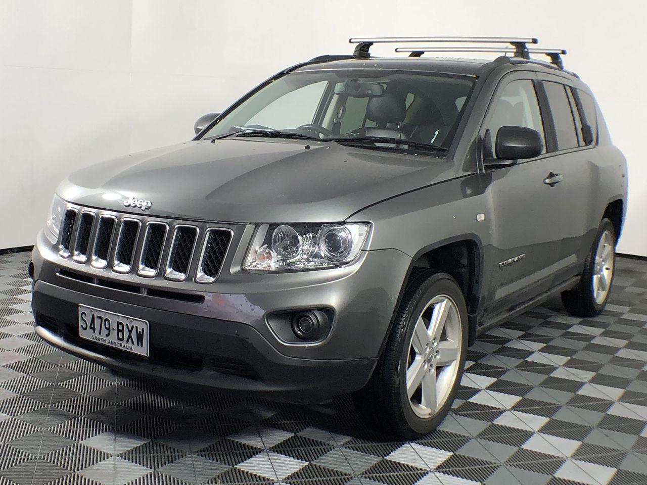 2012 Jeep Compass Limited CVT Wagon