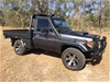 1997 Toyota Landcruiser 4WD Manual - 5 Speed Ute