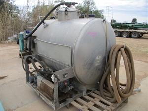 Keevee Waste Vacuum System
