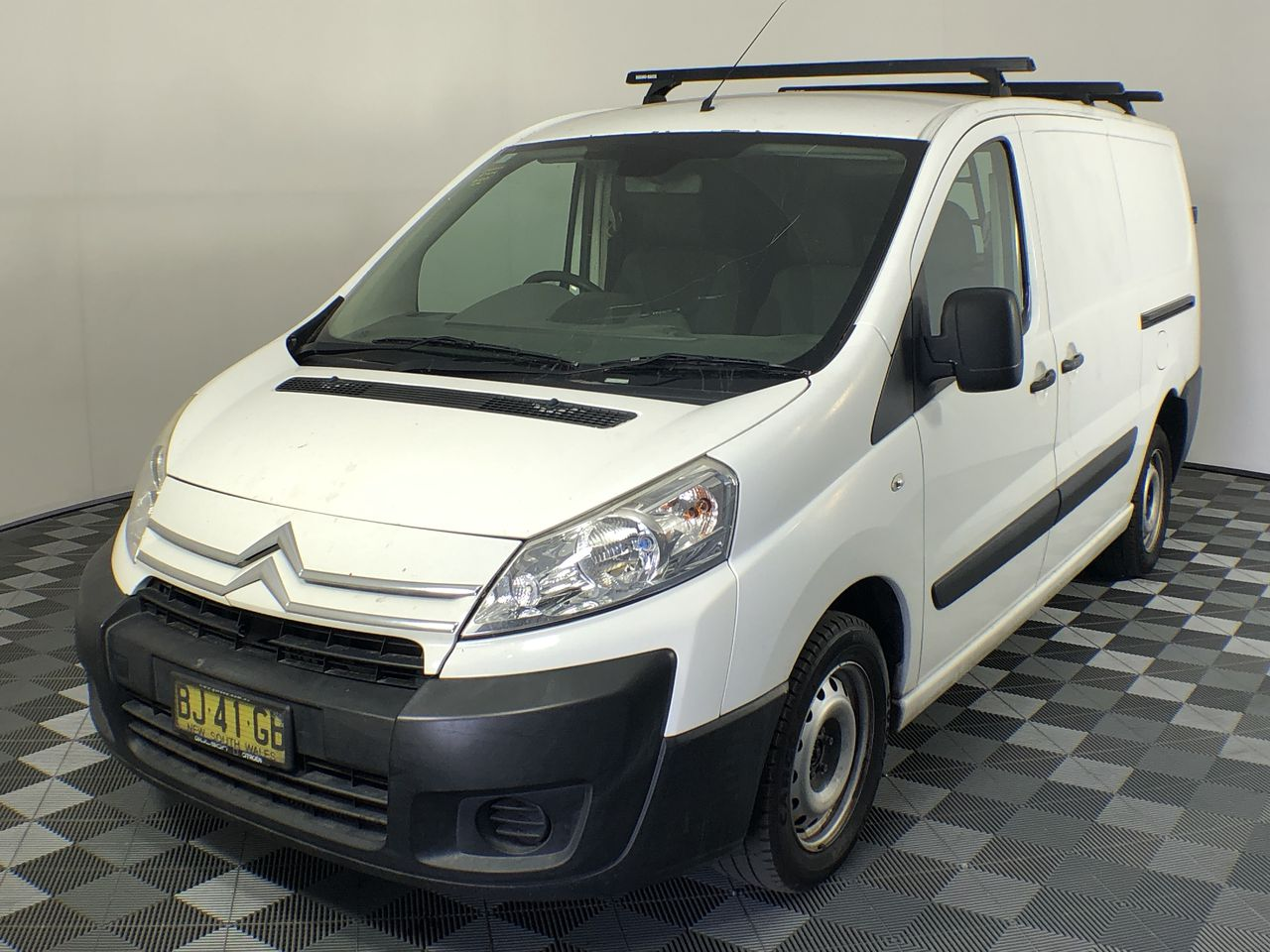 2010 Citroen Dispatch LWB Turbo Diesel Manual Van