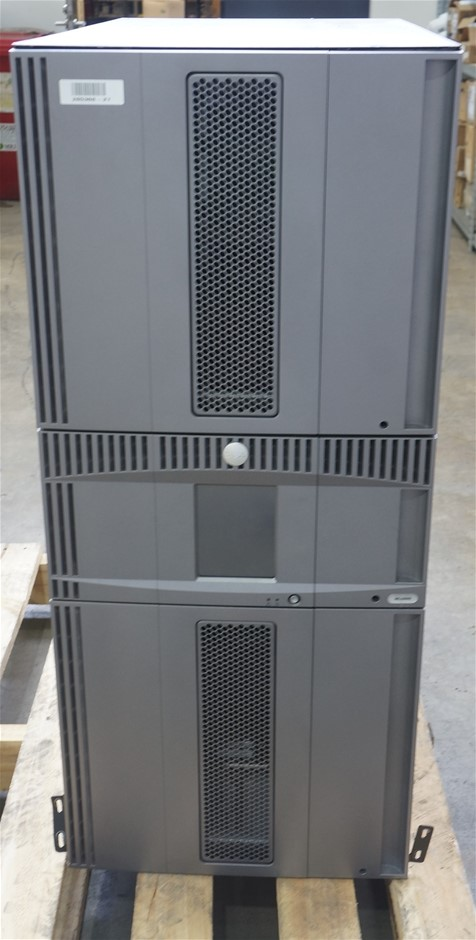 Dell PowerVault ML6000 Modular Tape Library