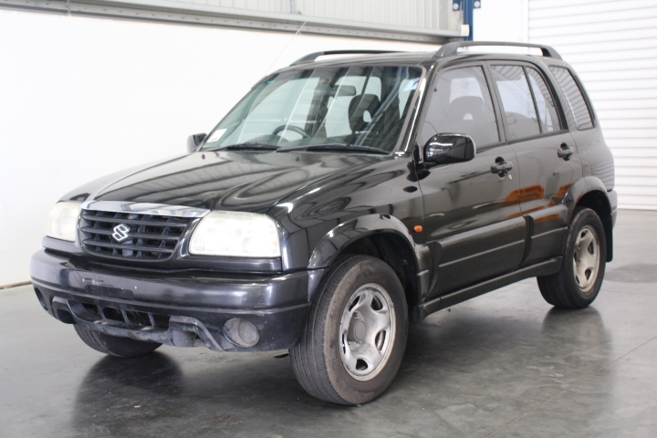 2004 Suzuki Grand Vitara Sports (4x4) Automatic Wagon