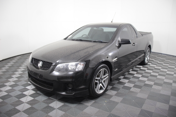 2011 Holden VEll Commodore 6sp SV6 Utility