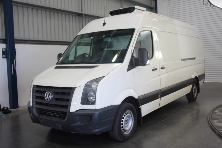 2010 Volkswagen Crafter 35 LWB Turbo Diesel Manual Van
