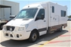 2011 Mercedes-Benz Sprinter 519 CDI LWB Turbo Diesel Automatic Van