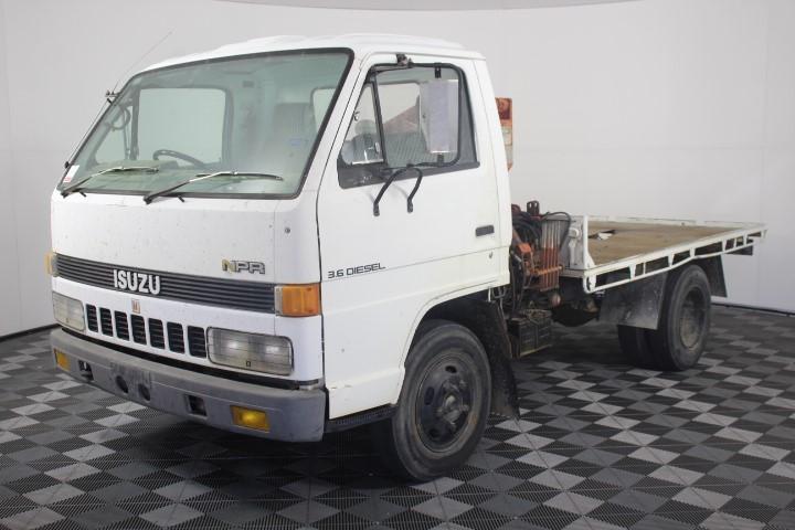 1990 Isuzu Truck 4 x 2 Tray Body Truck