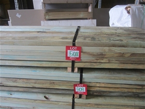 Pack of 120mm x 35mm T2 Termite Treated