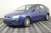 2007 Ford Focus CL LT Manual Hatchback