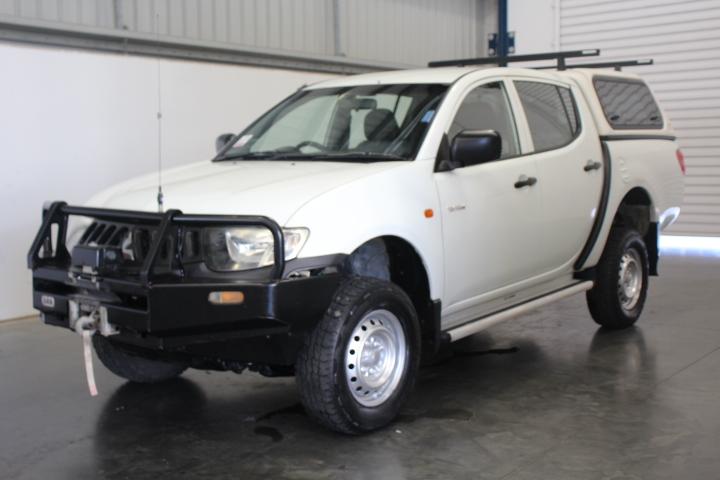 2008 Mitsubishi ML Triton 3.2 Di-d T/Diesel 4WD 178,377km's