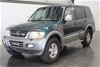 2000 Mitsubishi Pajero GLS NM Automatic 7 Seats Wagon