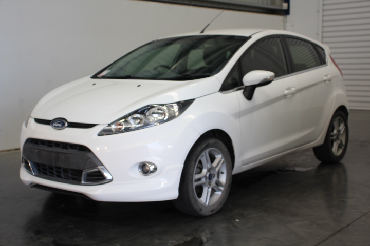 2012 Ford Fiesta Zetec Sportsback 92,319km's (Service History)