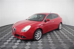 2013 Alfa Romeo Giulietta DISTINCTIVE Au