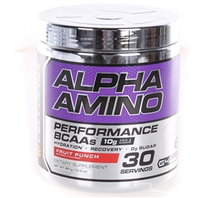 CELLUCOR ALPHA Amino Fruit Punch Diatary