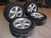Set of 4 Brand New FORD Mag Wheels, 95% Tread on Firelli Tyres