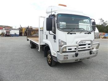 Isuzu FH FRR600 Series Trucks include