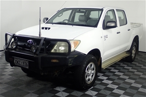 2007 Toyota Hilux SR (4x4) Turbo Diesel