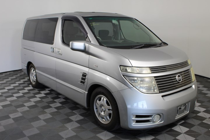 1 Nissan El Grand Highway Star Automatic Van