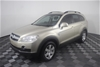 2009 Holden Captiva CX AWD Turbo Diesel Auto 7 Seater, 140,059km