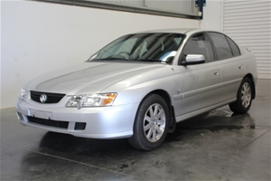 2003 Holden VY Commodore Silver Annivers