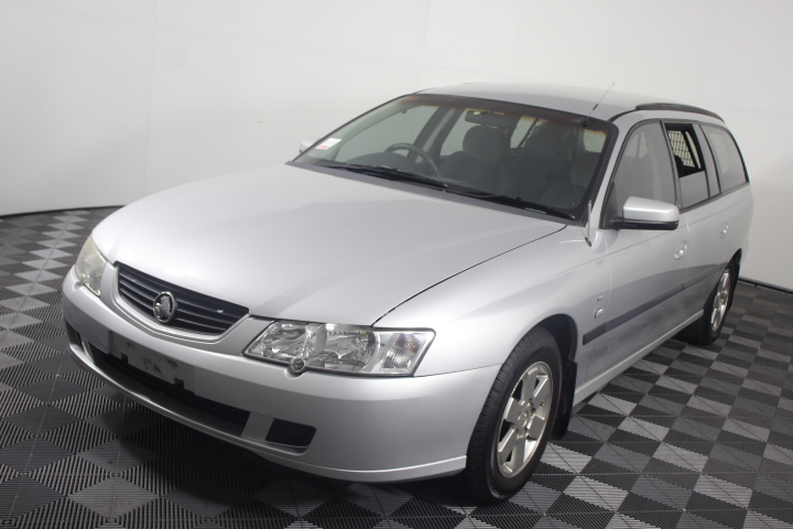 2002 Holden VY Commodore Wagon (Service History)