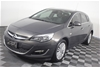 2013 Opel Astra Select Automatic Hatchback, 109,461km