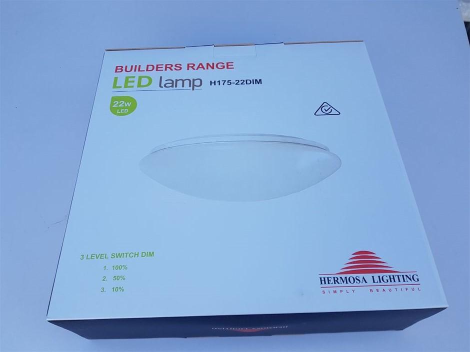 Box of LED Ceiling light , H175-22DIM , 5000K , 3 Level Switch Dim, 1st