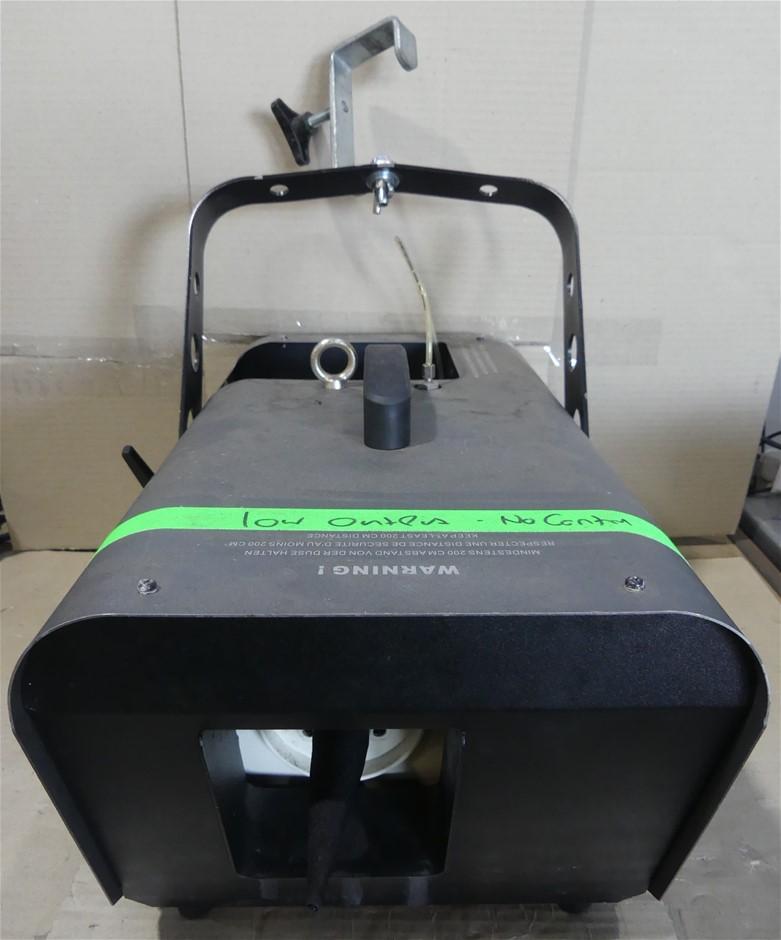 The Anatari Z Series II (S-200) Snow machine