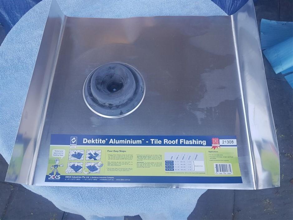 DEKTITE Roof Anchor Series Timber Mount - Tile Roof - Aluminium - 240mm <l