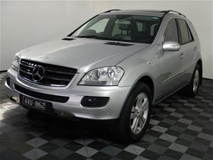 2006 Mercedes Benz ML 500 Luxury (4x4) W