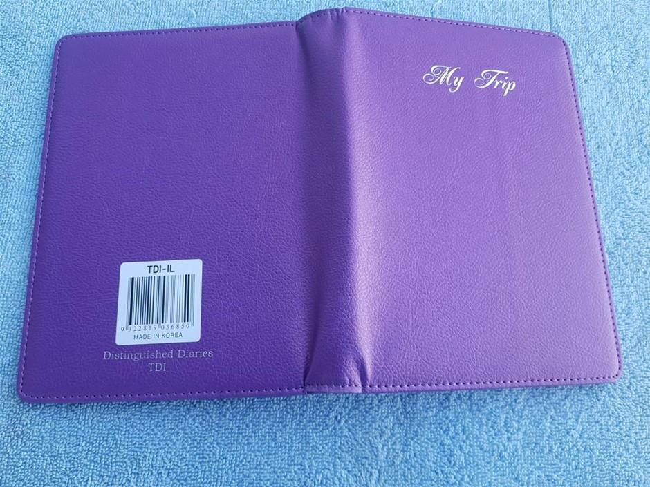 22 X Travel Diary TDI-IL, Made in Korea, contain all information yo