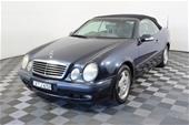 2000 Mercedes Benz CLK320 Avantgarde A208 Auto Convertible