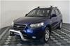 2007 Hyundai Santa Fe ELITE (FWD) CM Automatic 7 Seats Wagon (WOVR)