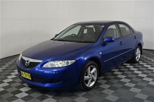 2004 Mazda 6 Classic GG Manual Sedan